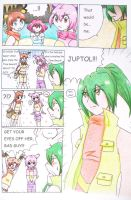 Parody to PMD2 Chapter 11 by Ringo-Mikan