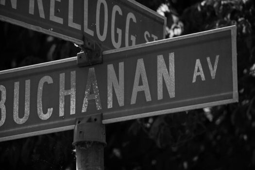 Street Sign by QuillOmega0