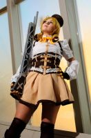 Mami Tomoe by mila-tiemy