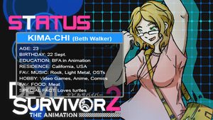 Devil survivor profile by Kima-chi