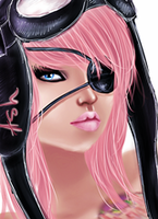 Pinkk-NewDP- by BlueLov3