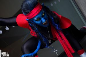 Amazing Nightcrawler by terminux