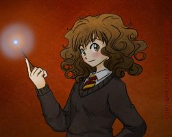 Strange Hermione Granger by Apple-Cake