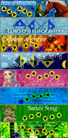 LOZ Signatures: Music Series by Aerostella