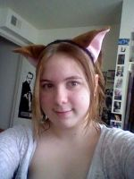 Kitty Ears Amber by AmberRenee22