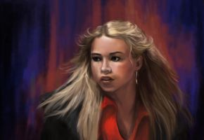 Rose Tyler -- DrWho by MrBorsch