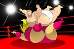 FaveFights-Overweight vs Lucy 5 by FatClubInc