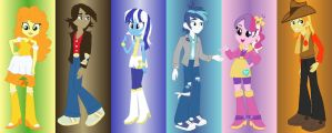 Missing Equestria Girls characters 6 by PrincessLunalovesme