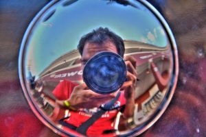 My lens is is thinking HDR by TheSoftCollision