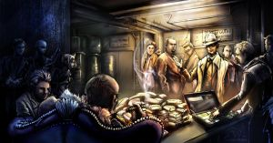Mafia Transaction by skian-winterfyre