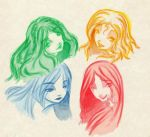 the four sisters by heather29