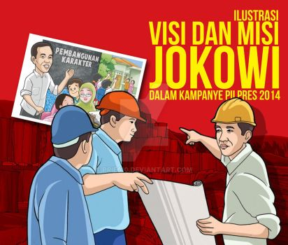 Cover Visi Misi Jokowi by prie610