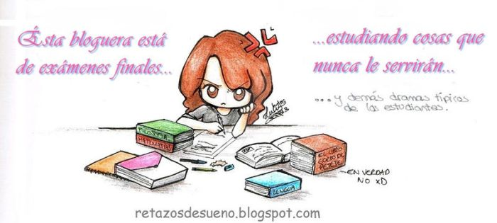 Studying by Lucia-95RduS
