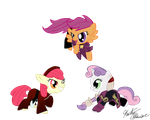 The King of Cutie Mark Crusaders by KathyHauser