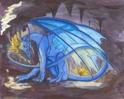 Amy's Dragon 2006 by Catamount