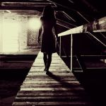 Ghosts in the Attic by Madelevieve