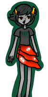 Kanaya Maryam by homestuckus