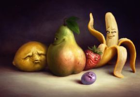 Fruits by manitwo