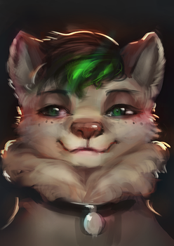 ANTHRO/ANIMAL portrait commissions closed by ElkaArt