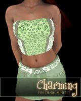 Charming  Texture - a freebie for you. by karibous-boutique