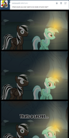 Secret, but fun... by Spectty