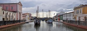 Cesenatico by KamySara