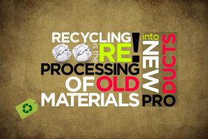 Recycling is. by primestein