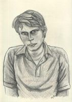 Alex Kapranos by Arlandria83