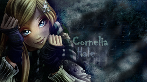 Cornelia Hale Wallpaper by Tkaczka