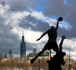 Chicago's Jordan by BonaFideChimp