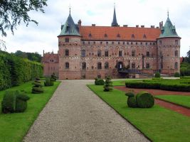 Egeskov Slot by ButterflyJewel