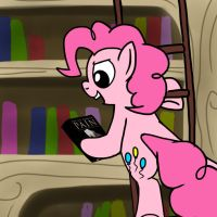 Somewhere... 10 - Pinkie's Book by petirep