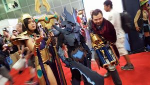 League of Legends Cosplay AnimeExpo 2015 by Gregin-Mjolnir