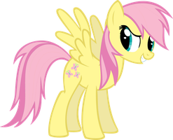 Fluttershy Rainbow Dash by RDbrony16