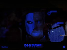 Phantom of the  Mass Effect 2 by Lucius007