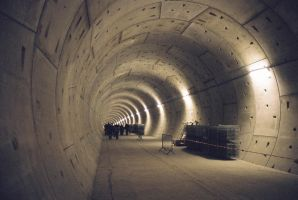 Tunnel vision by bubus666