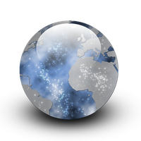 Earth Orb Icon by Pokehkins