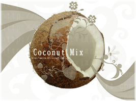 Coconut Mix by Meyra