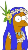 Marge Simpson by frasier-and-niles