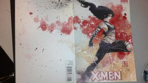 X-23 VARIANT COVER by iscariotic