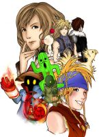 Hail the Final Fantasy by insanetourist06