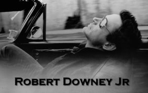 Robert Downey Junior Jr by Anthony258
