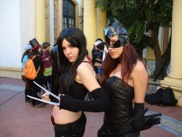 other picture with catwoman :) by MartinDNoa