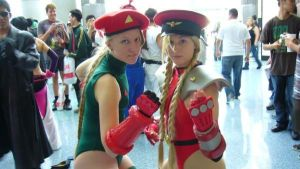 Cammy Time by blackroseryoko