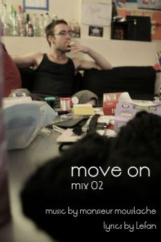 Move On Album and Track art by chloe10108