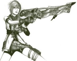 Lightning - request by Val8