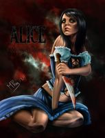 Alice, Madness Returns by Micambodge