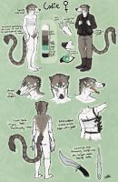 Codie ref (Lost and Found oct) by HereLiesDeadSquirrel