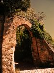 The Castle Arch by AliceCullen88