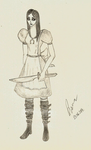 Alice (Madness Returns) by 27oo